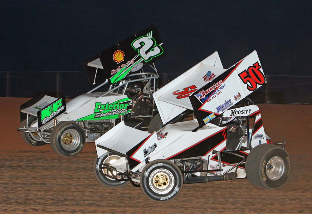 Doubleheader Weekend Awaits AmeriFlex / OCRS Sprinters Monett and Tri-State Speedways Hosting