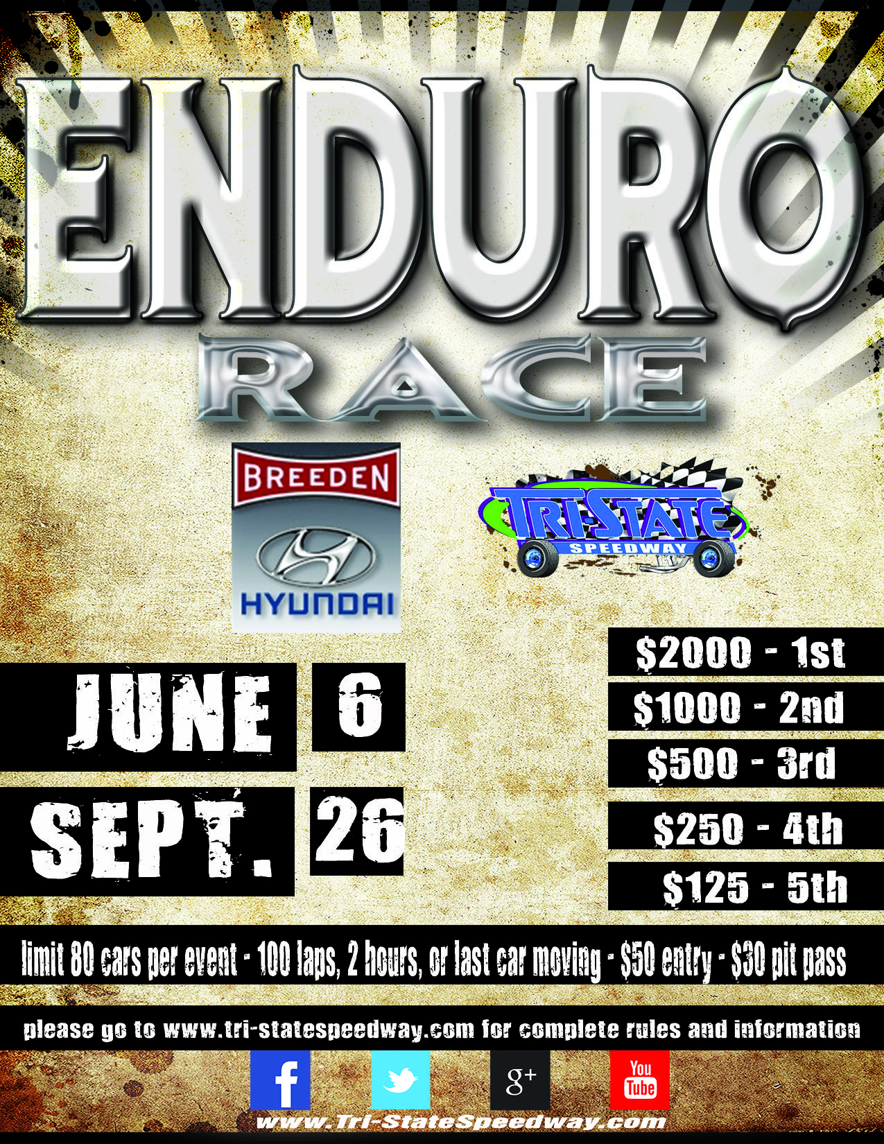 Enduro Race #1