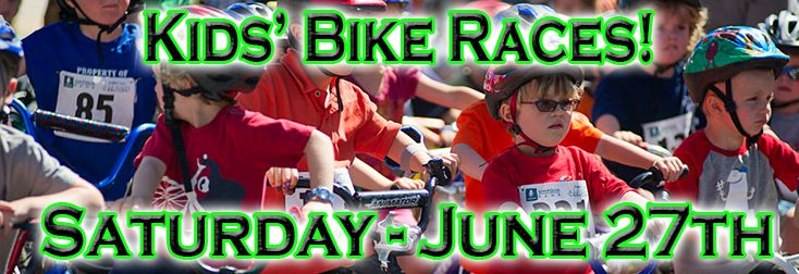 June Biccyle Races!