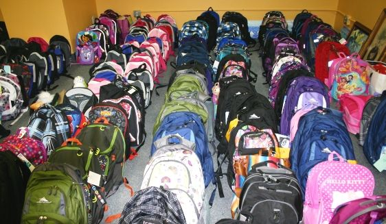 Free Backpacks During the Back to School Races - Tri-State Speedway