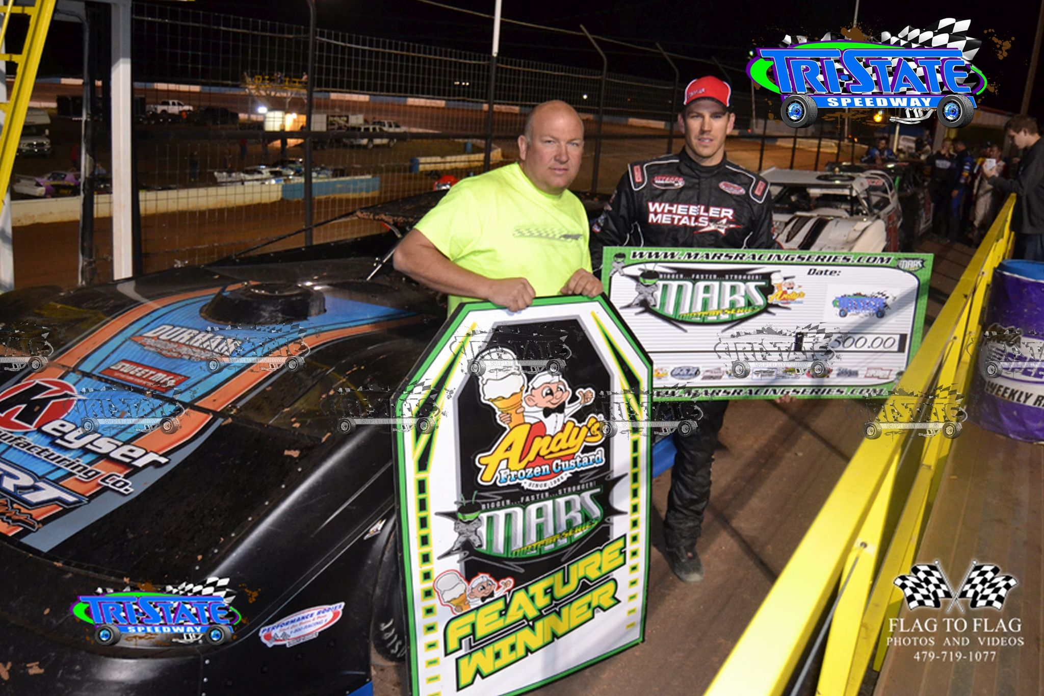 Johnston Wins 9 and Claims Championship