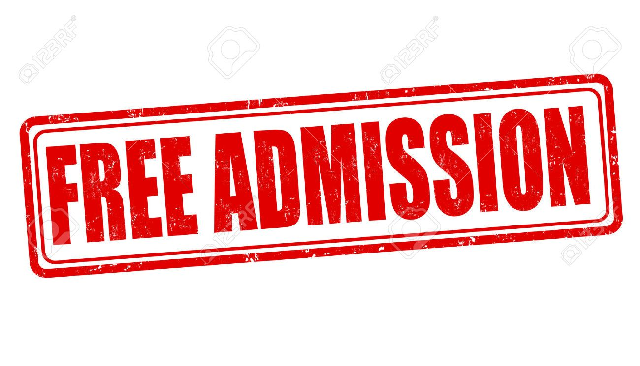 FREE Admission This Weekend!