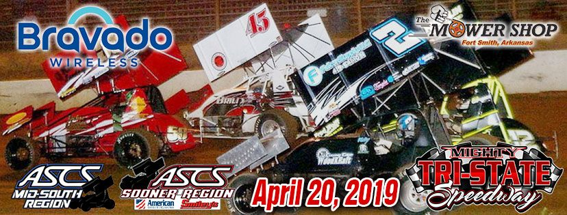 ASCS Sprint Cars Return to the mighty Tri-State Speedway