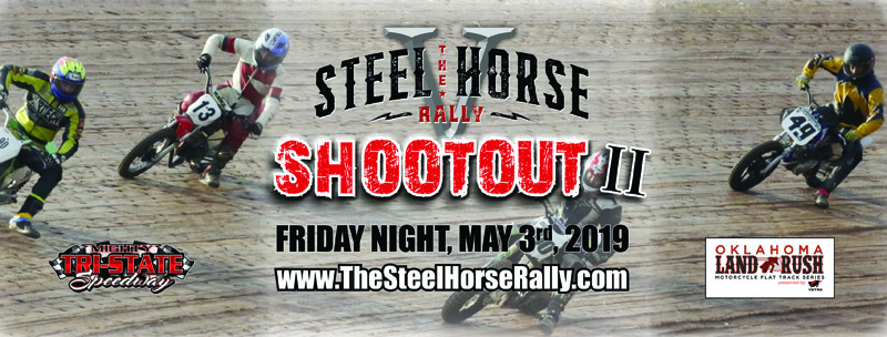The Steel Horse Shootout II
