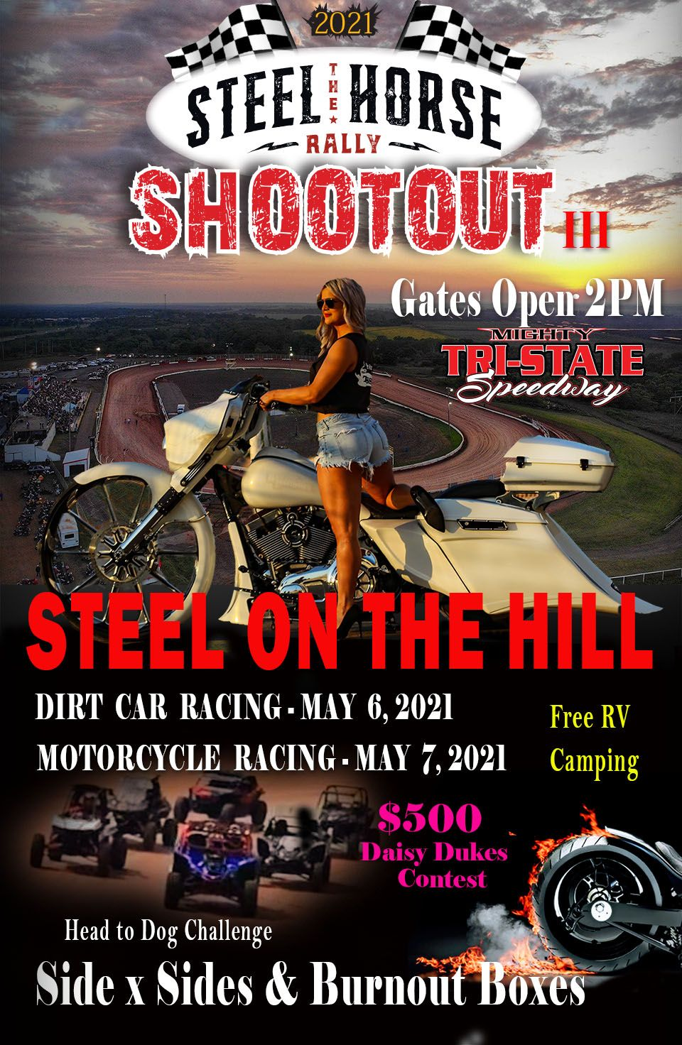 The Steel Horse Shootout III