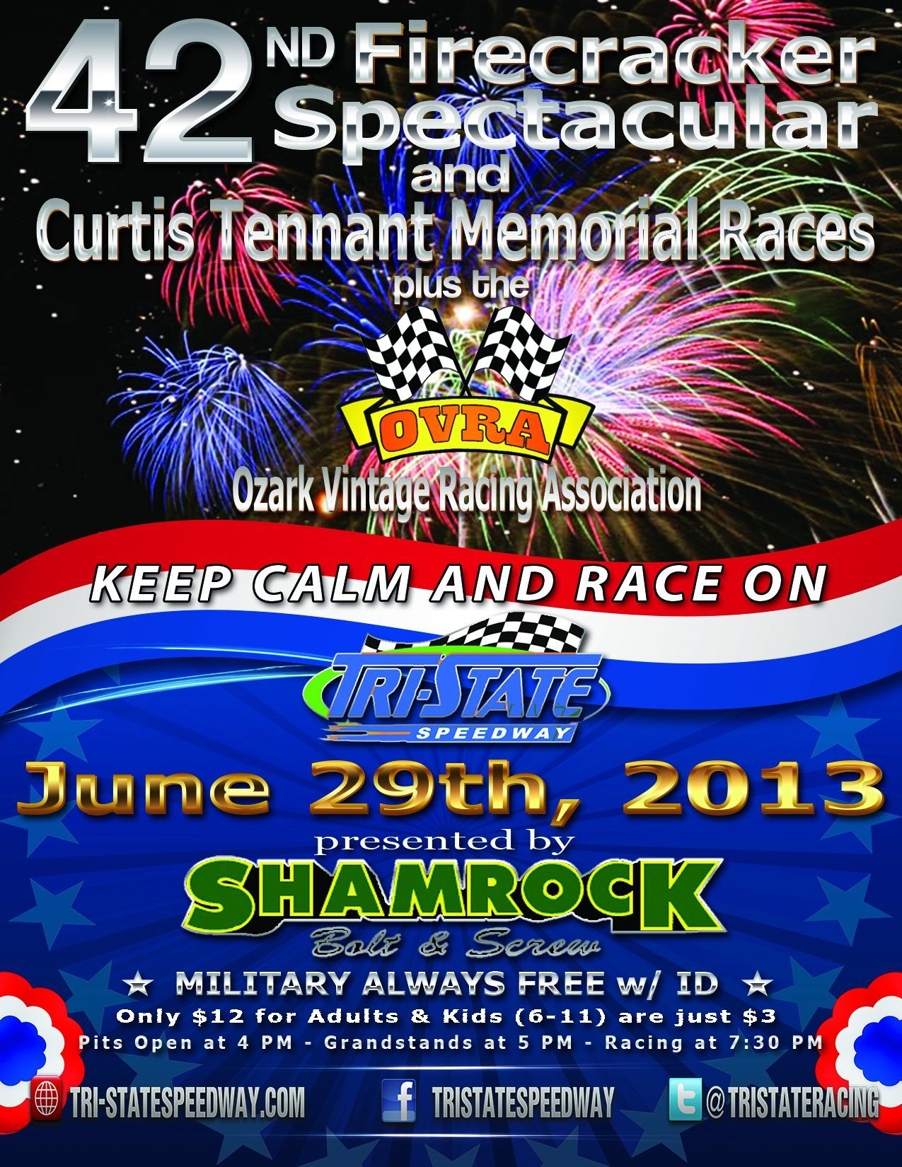 42nd Annual Firecracker Spectacular