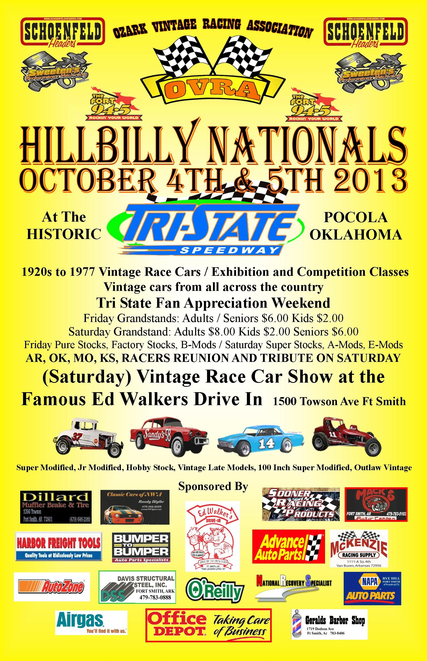 2013 HILLBILLY NATIONALS!