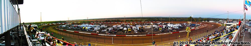 Infield Pits - 33rd Annual Spooker (2012)