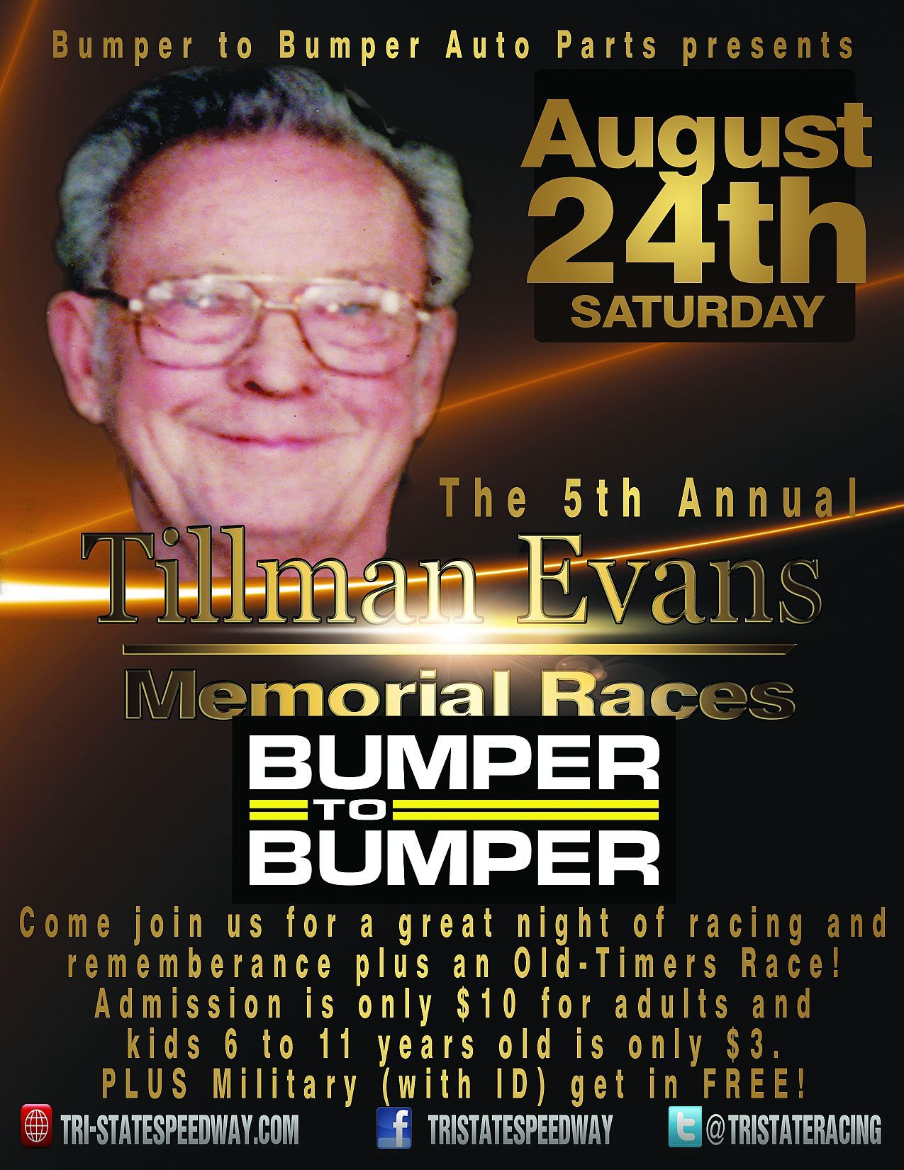 Tillman Evans Memorial Races