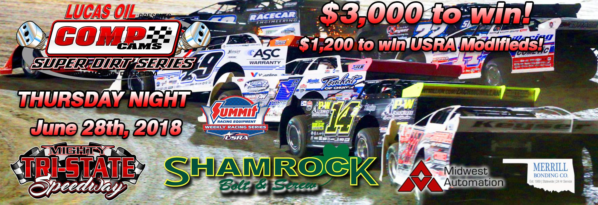 Comp Cams Late Models