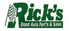 Rick's Used Auto Parts & Sales